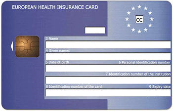 Ehic Card Scam Percy Weller