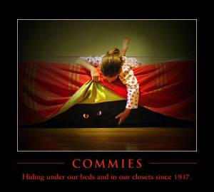 Commies-Under-Bed